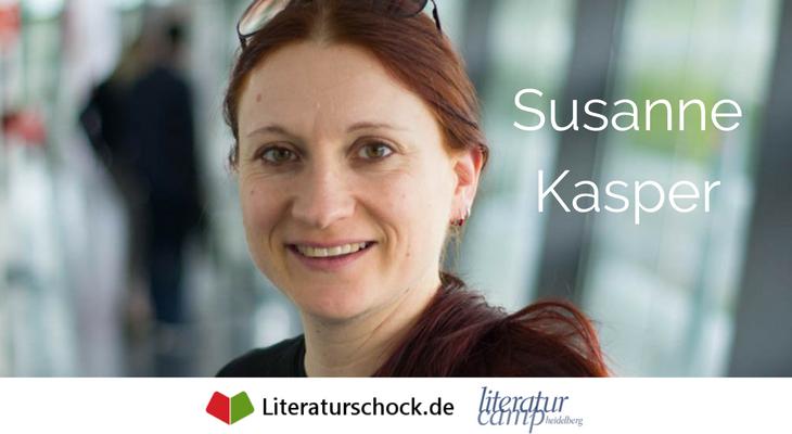 Susanne Kasper Rampenlicht