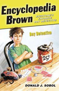 Encyclopedia Brown Cover