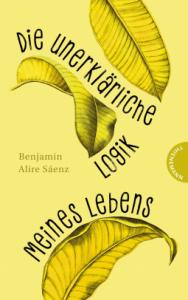 Alire Sáenz Die unerklärliche Logik Cover