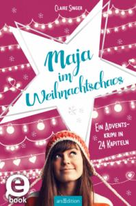Singer Maja im Weihnachtschaos Cover