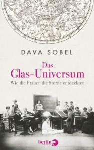 Sobel Das Glas-Universum Cover