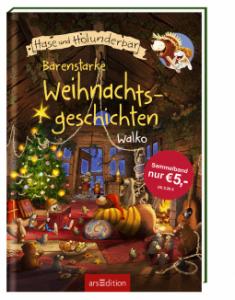 Walko Bärenstarke Weihnachtsgeschichten Cover