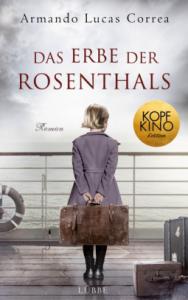 Correa Das Erbe der Rosenthals Cover