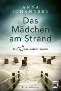 Johannsen Das Mädchen am Strand Cover