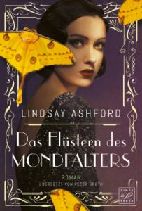 Ashford Das Flüstern des Mondfalters Cover