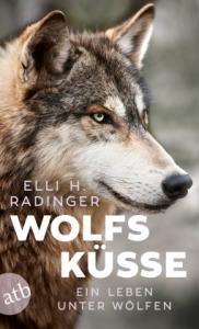 Radinger Wolfsküsse Cover