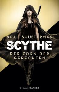 Shusterman Scythe