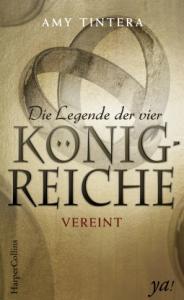 Tintera Die Legende der vier Königreiche Cover