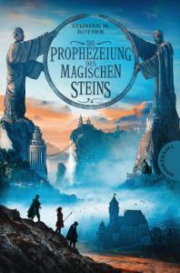 Cover Prophezeiung des magischen Steins Rother
