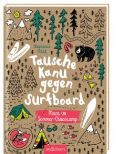 Tausche Kanu gegen Surfboard cover