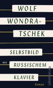 Selbstbild mit russischem Klavier Cover